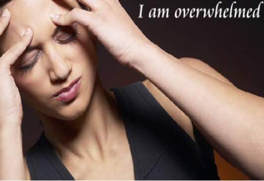 Are you Overwhelmed